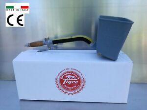 Intonacatrice Tigre  - modello Nylon rinforzata con   30% fibra di vetro