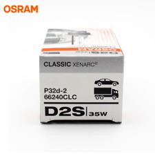 2x OSRAM D2S 66240CLC Xenarc CLASSIC Xenon Scheinwerfer Lampe ORIGINAL & NEU