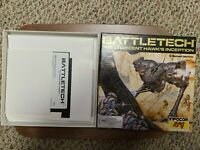 Battle Tech POSTER PC GAME The Crescent Hawk's Inception IBM PC XT AT PS/2 Tandy