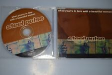 Steel Pulse – When You're In Love With A Beautiful Woman. CD-SINGLE.
