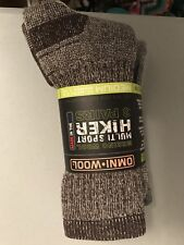 Womens merino wool socks  (3 pair pack)