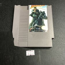 Indiana Jones and the Last Crusade Nintendo Nes 1991 Cart Only *