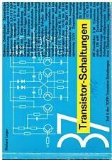 37 Transistorschaltungen, Topp Buchreihe Elektronik Teil 6
