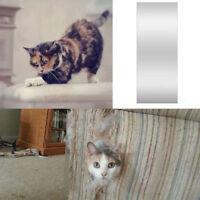 2Pc Useful Pet Cat Scratch Guard Mat Cat Scratching Protector For Home Furniture