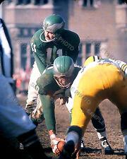NORM VAN BROCKLIN PHILADELPHIA EAGLES 1960 NFL CHAMPIONSHIP GAME 8X10 PHOTO