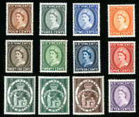 St. Vincent Stamps # 186-97 XF OG NH Catalog Value $44.00