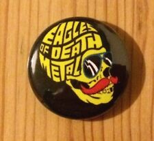 EAGLES OF DEATH METAL (BAND) / JOSH HOMME - BUTTON PIN BADGE (25mm)