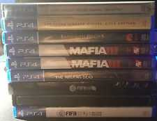 Große Ps4 Spielesammlung - mit Steelbooks - PS4 Spiele