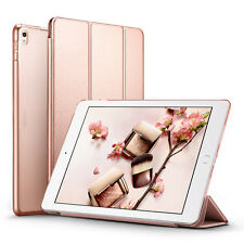 Rose Gold Smart Stand Cover Case for iPad 2017/Air2/ Pro9.7/10.5 Mini iPad 2 3 4