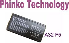 NEW Battery for ASUS Pro50R Pro50V Pro50G Pro50GZ A32-F5 6CELL