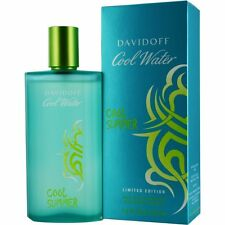 Cool Water Man Cool Summer 2009 by Davidoff Eau de Toilette 125ml 4.2oz sealed