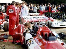 Niki Lauda BRM F1 Portrait Spanish Grand Prix 1973 Photograph