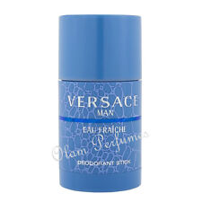 Versace Man Eau Fraiche Deodorant Stick 2.5oz 75ml * New in Box * Low Shipping