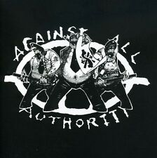 24 Hour Roadside Resistance - Against All Authority (2000, CD NIEUW)