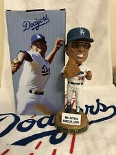 Los Angeles Dodgers Fernando Valenzuela #34 NO HITTER Bobblehead (2012) NEW