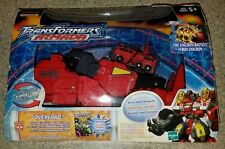 Hasbro 2003 Transformers Armada Overload with Mini-Con Rollout NEW SEALED