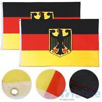90 x 150 cm Fahne Deutschland Querformat deutsche Hiss Flagge BRD Nationalflagge