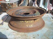 "1955 DODGE WHEEL 15"" 15X5 RIM PLYMOUTH CHRYSLER PICKUP 1951 1954 1953 1948 F"