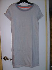 Women's Liz Claiborne Weekend® Casual Beach Dress Gray & White Size ST