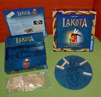 Lakota - Komplett 1A Top - Finde die Lücke, baue die Brücke Kosmos ©2012 ab 8 J.