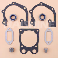 Gasket Set For Husqvarna K750 K760 Concrete Cutoff Saw Cylinder Exhaust Oil Seal