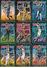 2019-20 NBA Hoops Insert Get Out the Way DONOVAN MITCHELL #6 Jazz