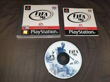 FIFA 99 Sony Playstation 1 Spiel ps1