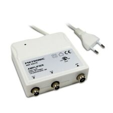 Metronic 432176 Amplificateur D'intérieur a Réglage de Gain FM -