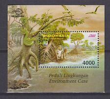 Indonesia Indonesie 2073 sheet B180 MNH Milieu Bescherming 2000