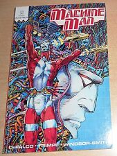 ED.PLAY PRESS  VOLUME  BRUSSORATO   MACHINE MAN  1988  ORIGINALE !!