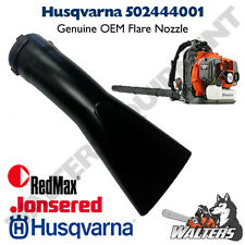Genuine Husqvarna Flare Nozzle Tube for 130BT, 150BT, 350BT Blowers