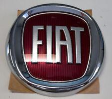 ORIGINAL Emblem Embleme Heckklappe Logo Fiat 500 Tipo Panda Linea 735565897