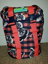 NWOT Adidas Stella McCartney StellaSport Stella Backpack Rose Coral Navy Blue