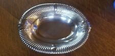 Antique Sterling Silver Plated Dish