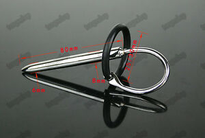 304 Stainless steel SOUNDING penis Urethral Plug Stretching Male