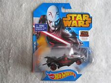 Hot Wheels:  2014 Star Wars The Inquisitor NIP - READ NOTE
