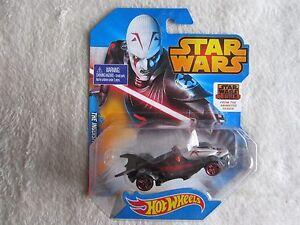 Hot Wheels:  2014 Star Wars:  The Inquisitor NIP
