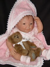 "Retired Berenguer ~ Mommies Gift ~ 18"" Doll from the Precious Bundles Edition"