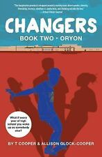 Changers Book Two: Oryon (Paperback or Softback)