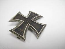 Eisernes Kreuz 1914 erste Klasse. EK1 in 800er Silber. Original.