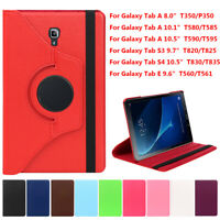 Protective Cover Tablet Funda For Samsung Galaxy Tab A E S4 10.5 10.1 9.6 8.0
