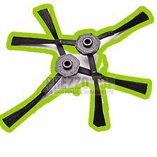 Spazzole Robot Ariete Briciola 2711 2712 2717 Ricambio Spazzoline Aspirapolvere