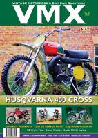 VMX Vintage MX & Dirt Bike AHRMA Magazine - NEW ISSUE #80