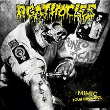 Agathocles / Disorder - Mimic Your Masters/Chaos & Disorder LP NAPALM DEATH ENT