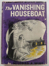 Penny Parker #2 The VANISHING HOUSEBOAT Mildred A Wirt Nancy Drew Author HBDJ