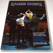 DVD, Kaiser Chiefs - Live At Elland Road