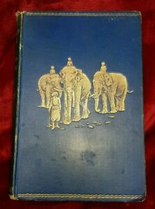 1895 - THE JUNGLE BOOK - RUDYARD KIPLING - 1st Edition - THIRD REPRINT. VG