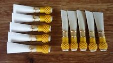 10 high quality bassoon reed blanks from Gonzalez  cane DR /dukov_reeds AxDR/