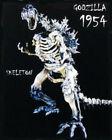 Godzilla 1954 King of Monster Skeleton Model Resin Kit Unpainted Unassembled