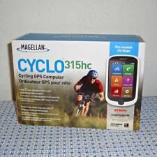 MAGELLAN CYCLO315HC CYCLING GPS W/ ANT+ HEARTRATE MONITOR & SPEED/CADENCE SENSOR